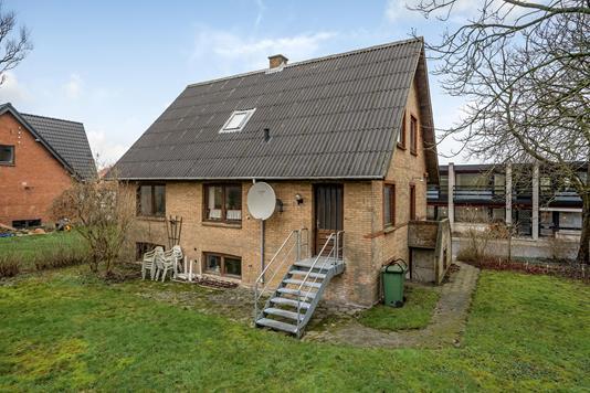 Villa på Hvamvej i Holstebro - Ejendommen
