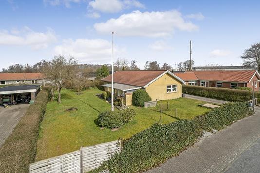 Villa på Bannestrupparken i Holstebro - Ejendommen