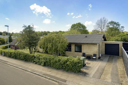 Villa på Kroghsvej i Holstebro - Ejendommen