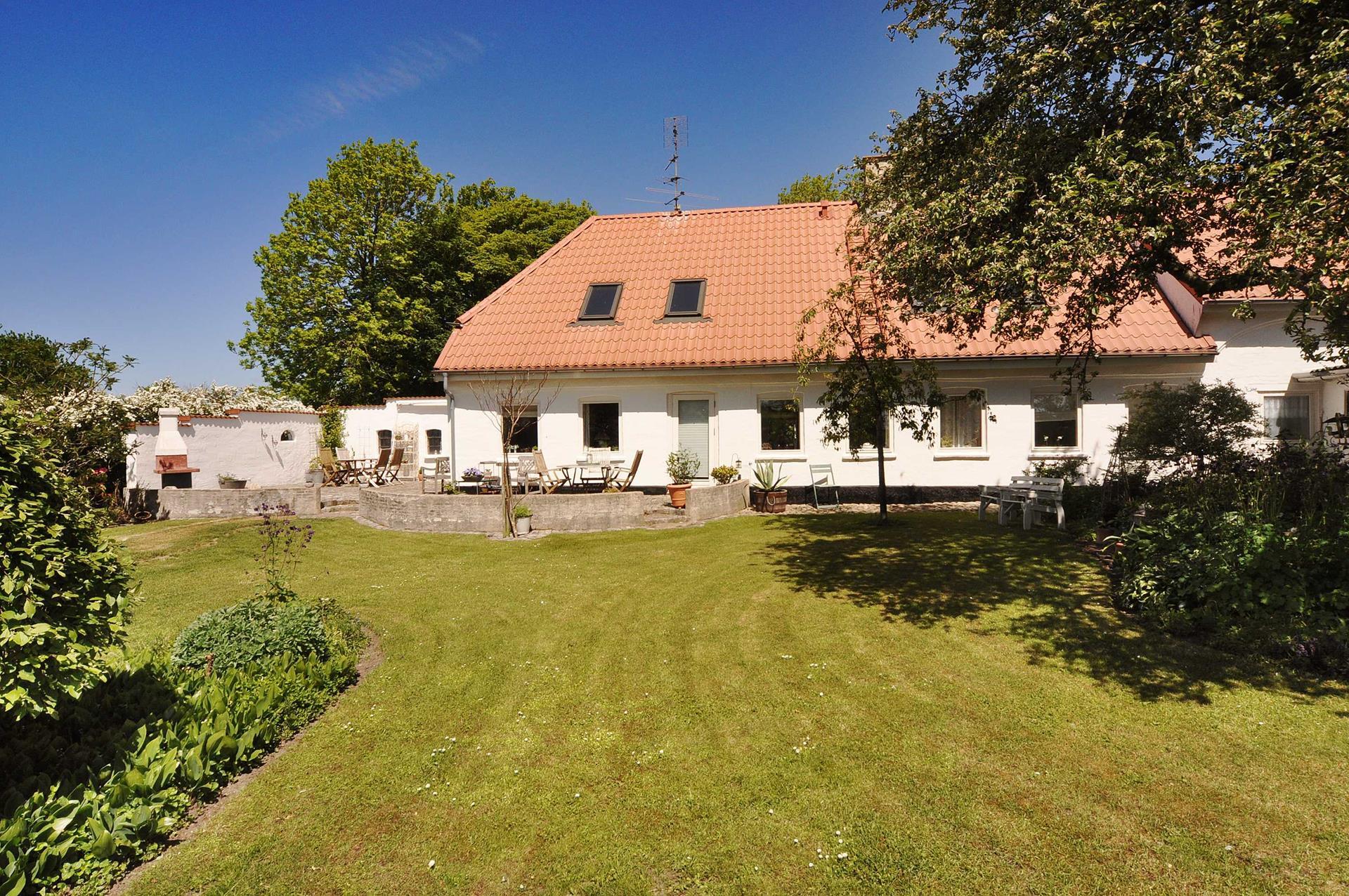 Landejendom på Klosterbjergvej i Aabenraa - Ejendommen