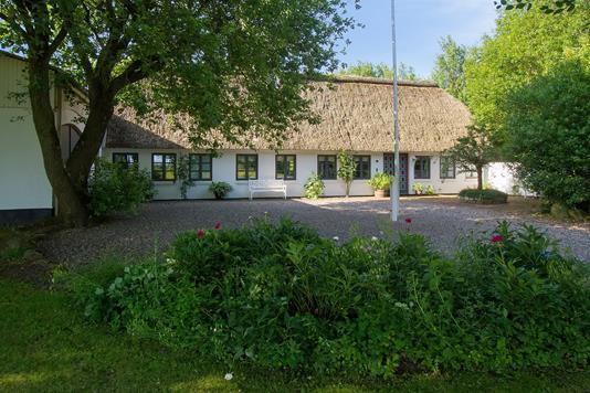 Landejendom på Lindbjerg Skovvej i Aabenraa - Ejendommen