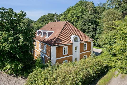 Villa på Nymøllevej i Aabenraa - Ejendommen