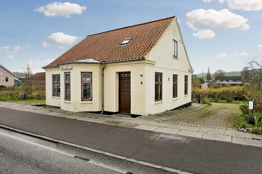 Villa på Flensborgvej i Aabenraa - Ejendommen