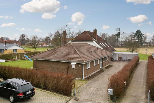 Villa på Klostervang i Aabenraa - Ejendommen