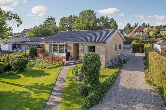 Villa på Genner Bygade i Rødekro - Ejendommen