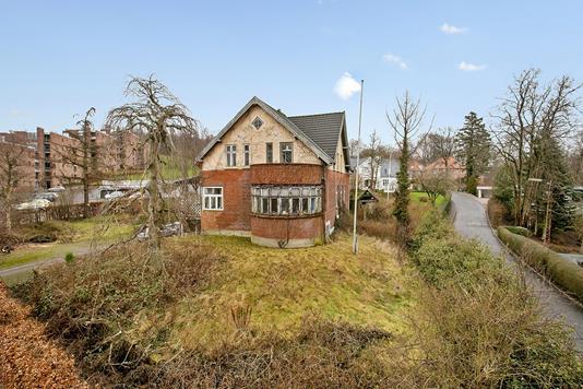 Villa på Frydendal i Aabenraa - Ejendommen