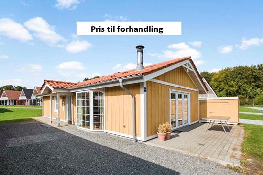 Fritidsbolig på Marina Fiskenæs Feriepark i Gråsten - Andet