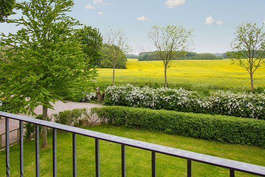 Villa på Rugmarken i Aabenraa - Udsigt