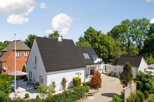 Villa på Gadekær i Aabenraa - Ejendommen