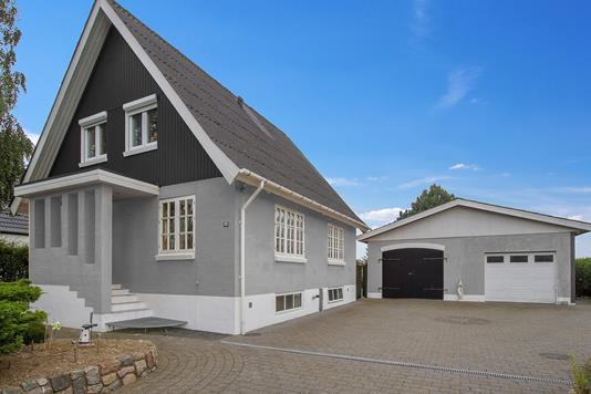 Villa på Vestergade i Bolderslev - Modelfoto