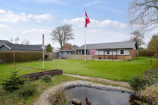 Villa på Sønderløkke i Rødekro - Ejendommen