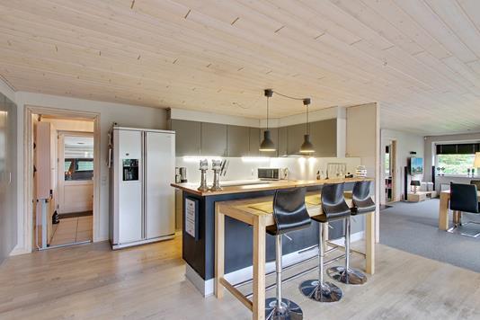 Villa på Krogen i Rødekro - Køkken