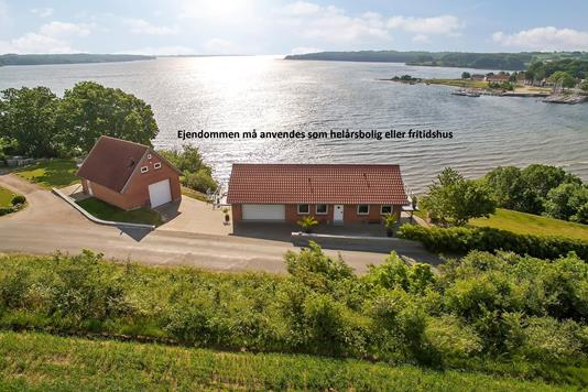 Villa på Kalvøvej i Rødekro - Ejendommen