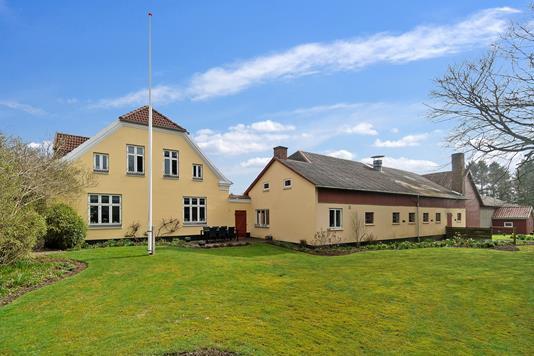 Villa på Tøndervej i Rødekro - Ejendommen