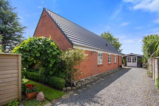 Villa på Solbakken i Rødekro - Ejendommen