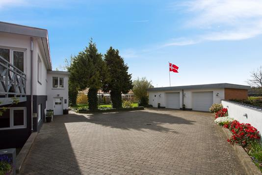 Villa på Vestergade i Rødekro - Ejendommen