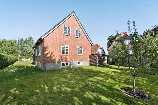 Villa på Bladknæk i Aabenraa - Ejendommen