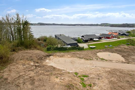 Fritidsgrund på Sønderballe Strand i Haderslev - Byggegrund