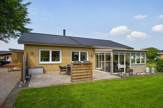 Villa på Højskolevej i Tinglev - Ejendommen