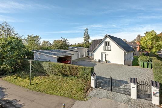 Villa på Tøndervej i Aabenraa - Ejendommen