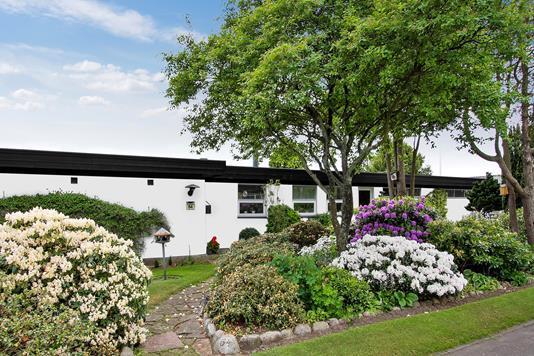 Villa på Solbakken i Rødekro - Modelfoto