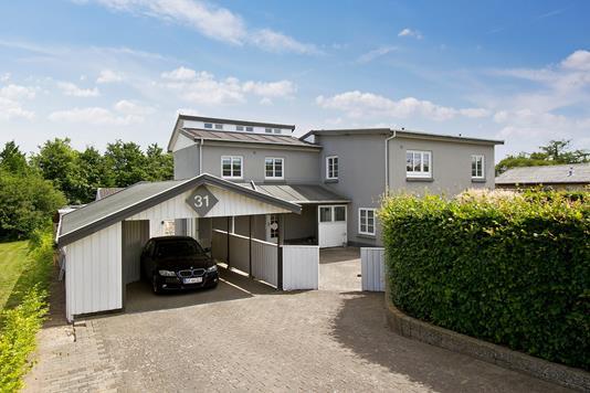 Villa på Rådmandsløkken i Aabenraa - Ejendommen