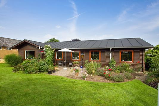 Villa på Stubbæk Toften i Aabenraa - Ejendommen