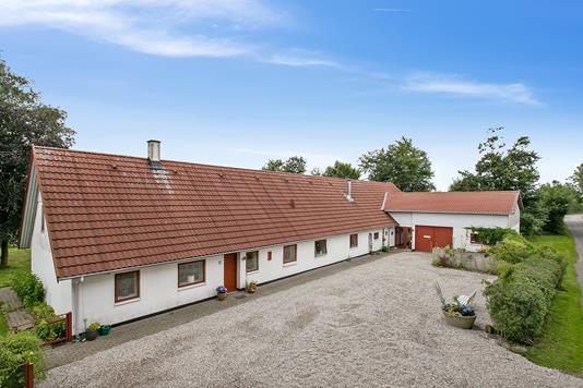 Villa på Søndervej i Aabenraa - Ejendommen