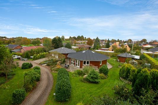 Villa på Tjørnesti i Aabenraa - Ejendommen