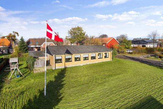 Villa på Myrkærvej i Bolderslev - Ejendommen