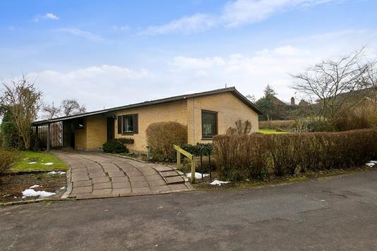 Villa på Fladholm i Aabenraa - Ejendommen