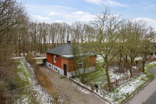 Villa på Tunnelvej i Bolderslev - Ejendommen