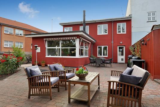 Villa på Jernbanegade i Aabenraa - Ejendom 1