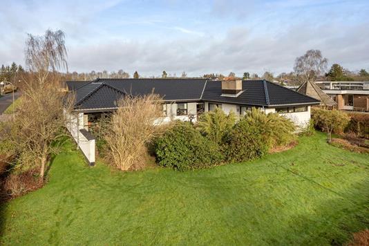 Villa på Grønningen i Rødekro - Ejendommen