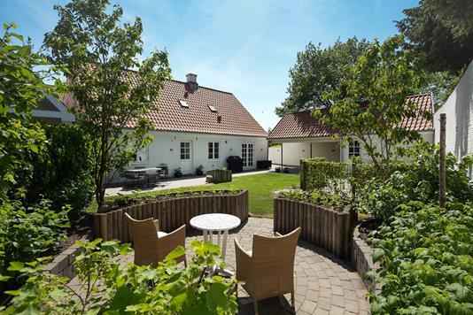 Villa på Slotsgade i Aabenraa - Ejendom 1