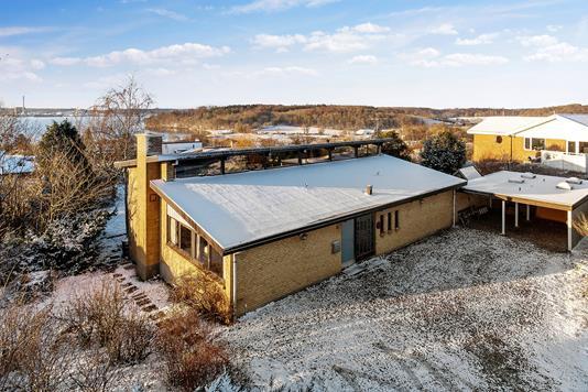 Villa på Dyrhave i Aabenraa - Ejendommen