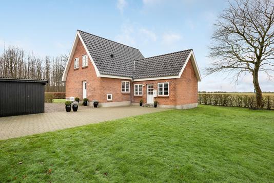 Villa på Klintvej i Rødekro - Ejendommen