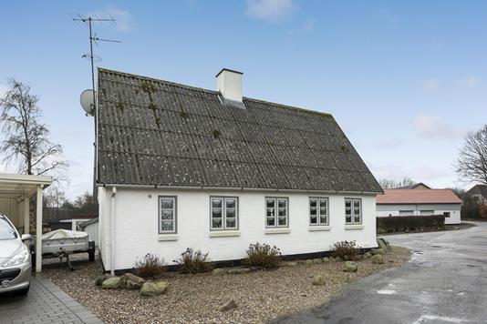 Villa på Varnæs Vestervej i Aabenraa - Ejendommen