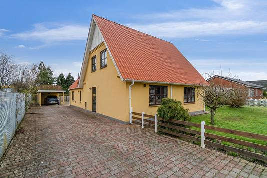 Villa på Uge Tværgade i Tinglev - Ejendom 1