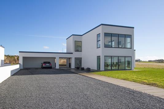 Villa på Golfparken i Løgstør - Ejendommen