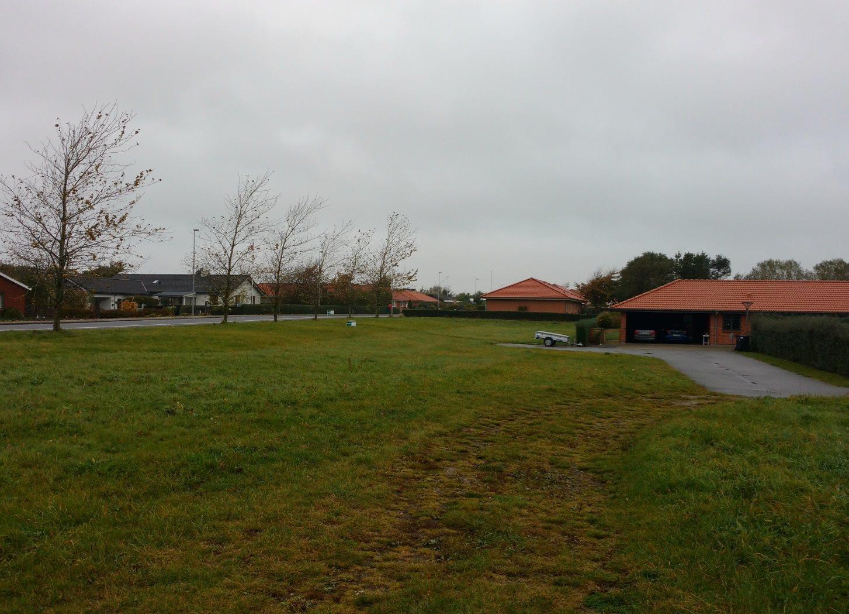 Helårsgrund på Hvedemarken i Løgstør - Andet