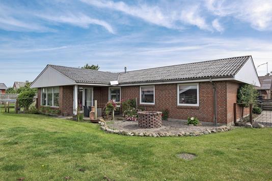 Villa på Havremarken i Løgstør - Ejendommen
