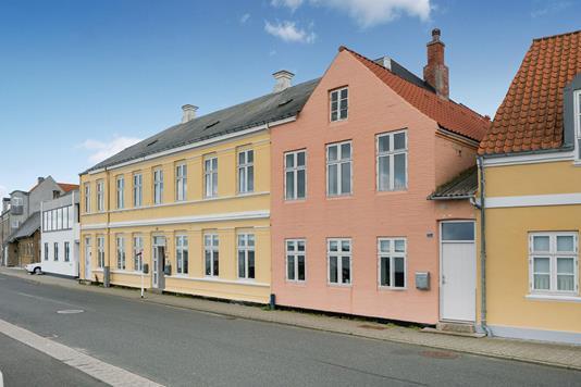 Ejerlejlighed på Havnevej i Løgstør - Ejendommen