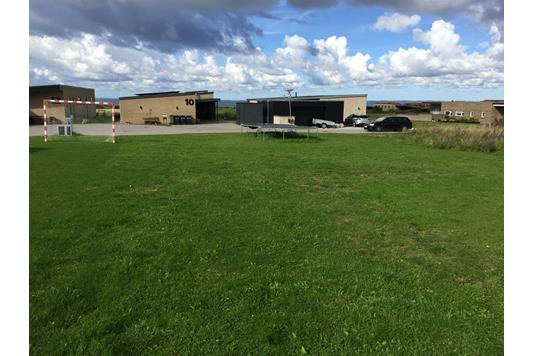 Helårsgrund på Golfparken i Løgstør - Byggegrund