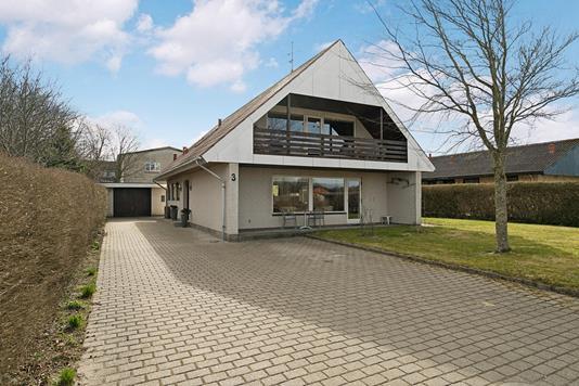 Villa på Nygade i Ranum - Ejendommen