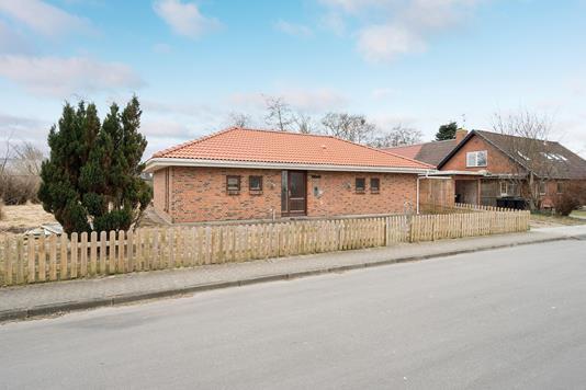 Villa på Vestervang i Ranum - Ejendommen
