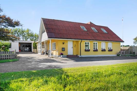 Villa på Vester Ørbækvej i Løgstør - Ejendommen