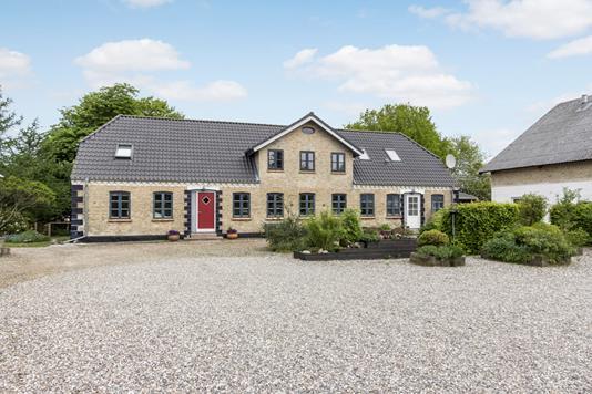 Landejendom på Søndergade i Ranum - Ejendommen