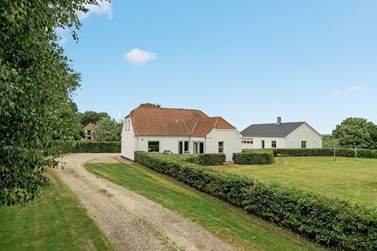 Villa på Lerbjergvej i Løgstør - Ejendommen