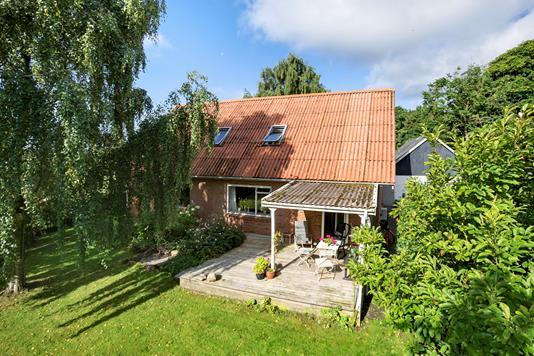 Villa på Bjørnsholmvej i Løgstør - Ejendommen